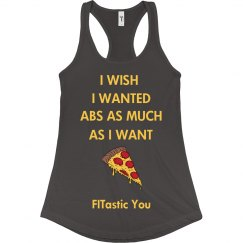 Abs and Pizza