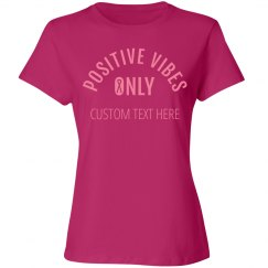 Positive Vibes For Breast Cancer