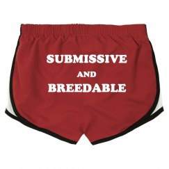 Submissive and Breedable