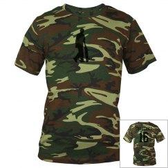 Camo Churcies T-Shirt