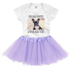 Custom Photo Upload Cute Design For Baby