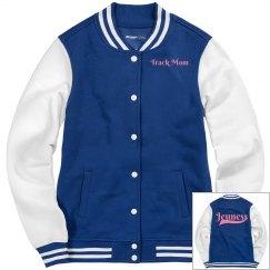 Jeuness Royal Blue Letterman Jacket