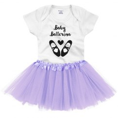Baby Ballerina Tutu
