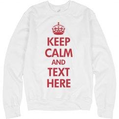 Design a Keep Calm