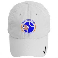 SA TX logo Nike hat white