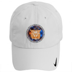 NIKE Plaid Golf Hat