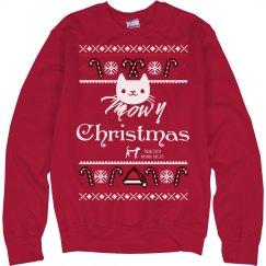 Meowy Christmas - Ugly Sweater