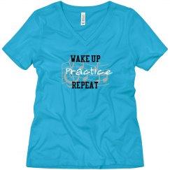Wake Up Practice Repeat