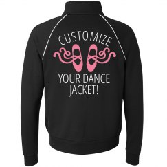 Customize Ballet Dance Jacket