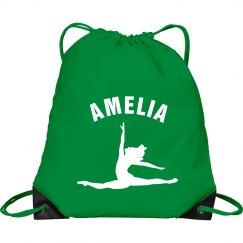 Amelia dance bag