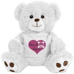 Teddy Love Bear