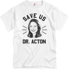 FUNNY SAVE US DR. AMY ACTON OHIO