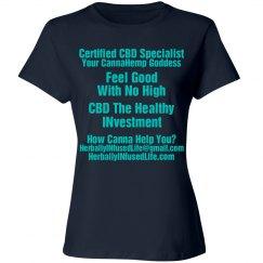 Certified CBD Specialist