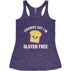 Crumbs Off Gluten Free