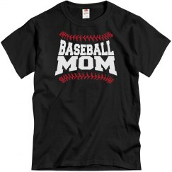 Seams-Baseball Mom
