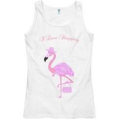 Shopping Flamingo