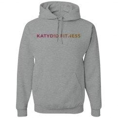 Distressed Katydid Fitness Hoodie