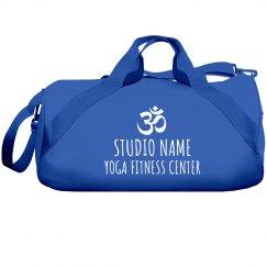 Custom Studio Yoga Duffel Bags