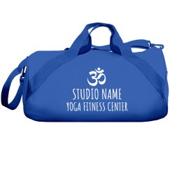 Custom Studio Yoga Duffel Bags
