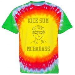 Kick Sum McBadass Tee