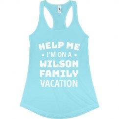 Help Me Custom Family Vacation