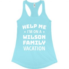Help Me Custom Family Vacation