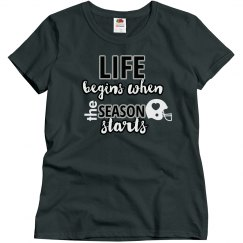 Life begins - Football