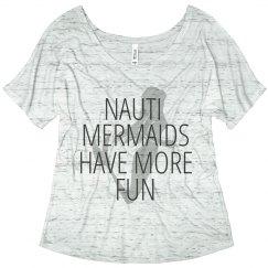 Nauti Mermaid