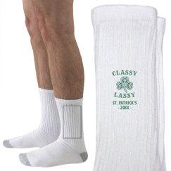 Unisex Hanes Crew Socks