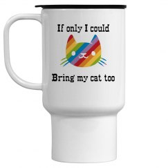 Cats and Coffee Mug