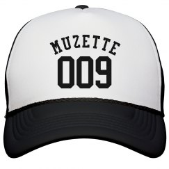 MUZETTE 009 Snapback