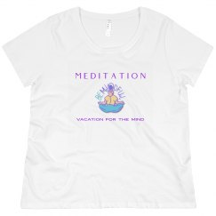 Meditation plus size
