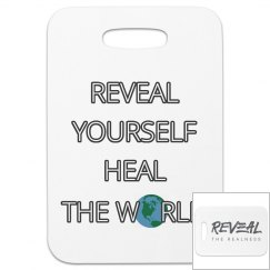 REVEAL Yourself Bag Tag