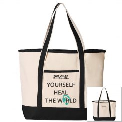 REVEAL Yourself Tote