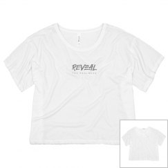 REVEAL the Realness Slouchy Cropped T-shirt