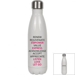 Guiding Principles Waterbottle