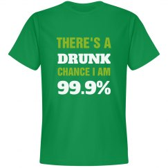 The Drunk Percent