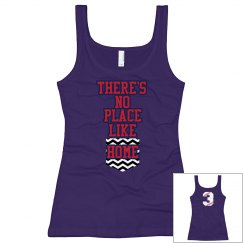 No place like home tank