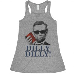 Lincoln Dilly Dilly July 4th