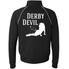 Black and White Derby Devil