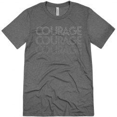 Unisex Courage
