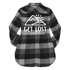 Custom Get Lost Hiker