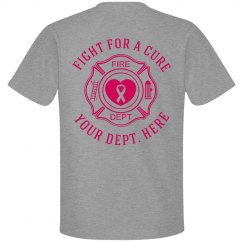 Firefighter Breast Cancer
