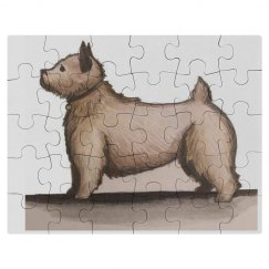 Art Infliction 30-Piece Jigsaw Puzzle