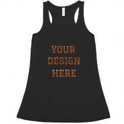 Customize This Metallic Bronze Tank