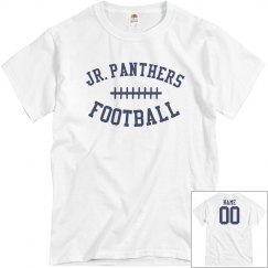 JR. PANTHER FOOTBALL