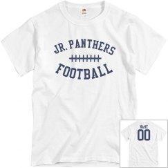 JR. PANTHER FOOTBALL