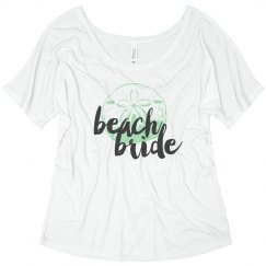 Summer Beach Bride
