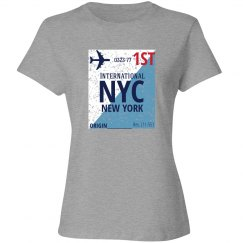 Destination NYC