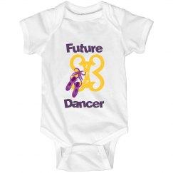 Future EOP Dancer Onesie